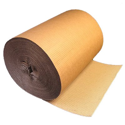 Corrugated Paper 70m Roll Cardboard Packaging