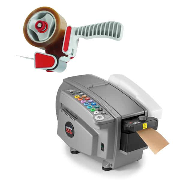 Tape Dispenser Packaging Supplies