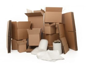 Large Moving House Kit Cardboard Boxes For Sale